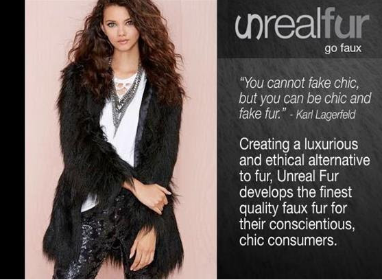 UNREAL Faux Fur
