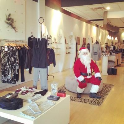 Santa at Symmetry Fort Wayne