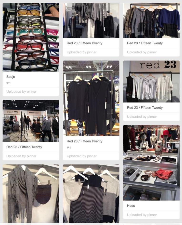 Symmetry Shops NY Market