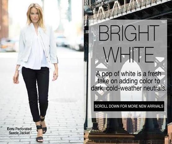 Trend We Love: Bright White