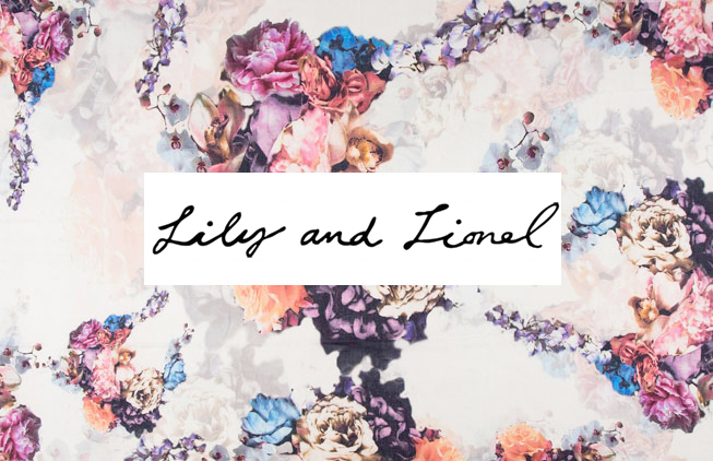 Lily and Lionel Scarves
