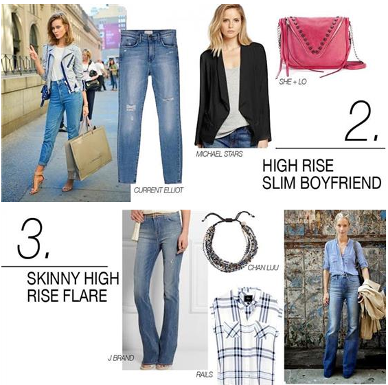 Denim Trend to Try: High Rise