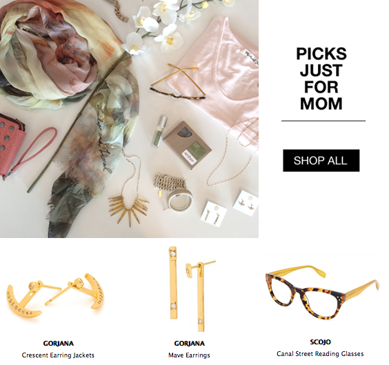 #LoveMom: Shop our Top Mother's Day Gift Picks