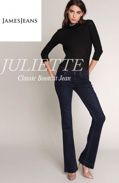 James Jeans Juliette Bootcut at Symmetry