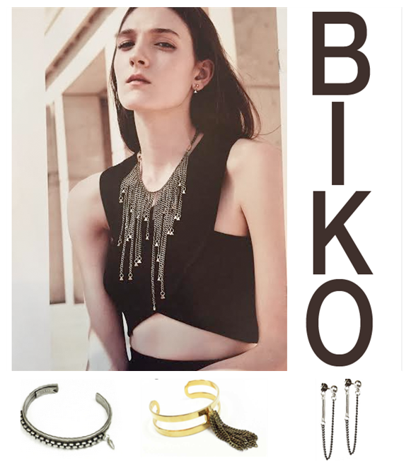 BIKO Jewelry with a Twist of Bohemia